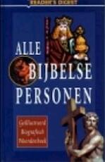 Alle bijbelse personen - Joseph L. (hoofdredacteur Gardner (ISBN 9789064073786)