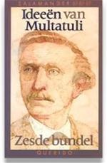 Ideeen van Multatuli zesde bundel - Multatuli (ISBN 9789021496443)