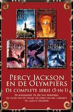 Percy Jackson en de Olympiërs – De complete serie (5-in-1) - Rick Riordan (ISBN 9789000348336)