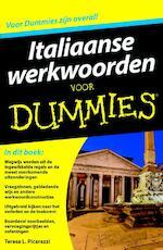 Italiaanse werkwoorden voor Dummies - Teresa L. Picarazzi (ISBN 9789045351360)