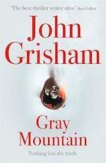 Gray Mountain - John Grisham (ISBN 9781473613003)