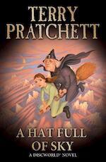 Discworld (32): a hat full of sky - Pratchett T (ISBN 9780552551441)