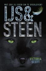 IJs en steen - Victoria Scott (ISBN 9789025868345)