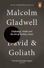 David and Goliath - Malcolm Gladwell (ISBN 9780241959596)