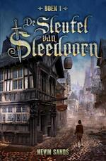 De sleutel van Sleedoorn - Kevin Sands (ISBN 9789025760373)