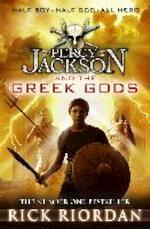 Percy Jackson and the Greek Gods - Rick Riordan (ISBN 9780141355207)