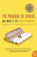 Paradox of Choice