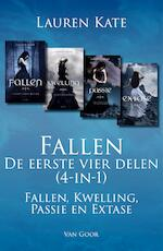 Fallen - De complete serie (4-in-1) - Lauren Kate (ISBN 9789000350094)