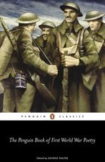 Penguin Book of First World War Poetry - Matthew G Walter (ISBN 9780141181905)