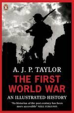 The First World War - Alan John Percivale Taylor (ISBN 9780140024814)