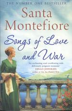 Songs of Love and War - Santa Montefiore (ISBN 9781471135866)
