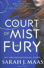 A Court of Mist and Fury - Sarah J. Maas (ISBN 9781408857885)
