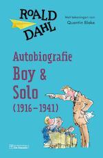 Autobiografie - Boy en Solo (1916 - 1941) - Roald Dahl (ISBN 9789026135293)