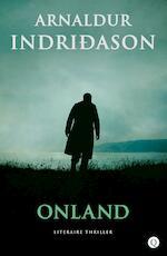 Onland - Arnaldur Indridason (ISBN 9789021401850)
