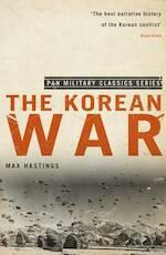Korean War - Max Hastings (ISBN 9780330513654)