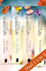 De reiziger-serie deel 1 t/m 4 - Diana Gabaldon (ISBN 9789402306996)