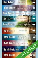 Nora Roberts 10-in-1-bundel - Nora Roberts (ISBN 9789402305623)
