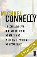 Mickey Haller compleet, 5-in-1-bundel - M. Connelly (ISBN 9789402305685)