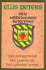 Drie middeleeuwse detectives - E. Peters (ISBN 9789022516744)