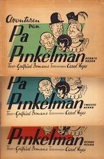 Avonturen van Pa Pinkelman / eerste, tweede en derde Reeks - Godfried Bomans, Carol Voges