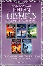 De helden van Olympus - De complete serie (5-in-1) - Rick Riordan (ISBN 9789000353040)