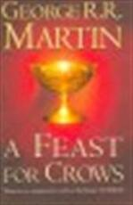 A feast for crows - George R. R. Martin (ISBN 9780002247436)