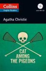 Collins Cat Among the Pigeons (ELT Reader) - Agatha Christie (ISBN 9780007451739)
