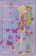 Jonna en Milan / Vlinders in je buik - Eva Susso (ISBN 9789020663020)