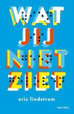 Wat jij niet ziet - Eric Lindstrom (ISBN 9789025765354)
