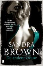 De andere vrouw - Sandra Brown (ISBN 9789022581742)