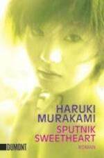 Sputnik Sweetheart - Haruki Murakami (ISBN 9783832161002)
