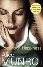 Too Much Happiness - Alice Munro (ISBN 9780099552444)