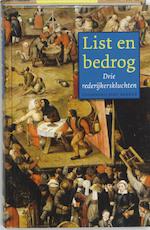 List en bedrog - Unknown (ISBN 9789035127319)