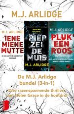 De m.J. Arlidge bundel (3-in-1) - M.J. Arlidge (ISBN 9789402308686)