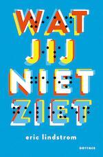 Wat jij niet ziet - Eric Lindstrom (ISBN 9789025765361)