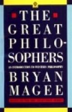 The great philosophers - Bryan Magee (ISBN 9780563205838)