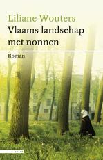 Vlaams landschap met nonnen