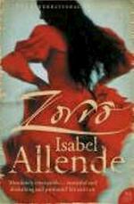 Zorro - Isabel Allende (ISBN 9780007201983)