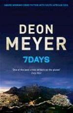 7 Days - Deon Meyer (ISBN 9781444723717)