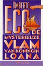 De mysterieuze vlam van koningin Loana - Umberto Eco (ISBN 9789044605266)