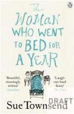 The Woman Who Went to Bed for a Year - Sue Townsend (ISBN 9780718194529)