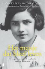 Het meisje dat bleef leven - Luca Crippa, Maurizio Onnis (ISBN 9789022580066)