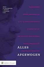 Alles afgewogen (ISBN 9789013136876)