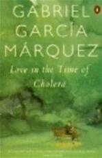 Love in the time of cholera - Gabriel García Márquez (ISBN 9780140123890)