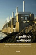 De politiek der dingen (ISBN 9789055739660)