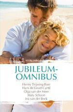 Jubileumomnibus 139 - Jos van Manen Pieters, Hans de Groot-Canté, Olga van der Meer, Mary Schoon, Ina van der Beek (ISBN 9789401910538)