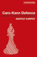 Caro-Kann Defence - Anatoly Karpov (ISBN 9780713490107)