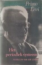 Het periodiek systeem - Primo. Levi (ISBN 9789029024303)
