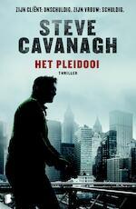 Het pleidooi - Steve Cavanagh (ISBN 9789402302226)