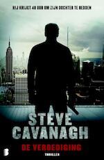 De verdediging - Steve Cavanagh (ISBN 9789022580905)
